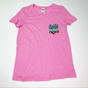 Pink by Victoria's Secret pink short sleeve
